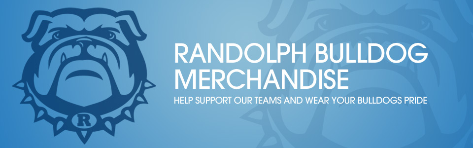 Randolph Bulldogs Football Custom Shirts & Apparel